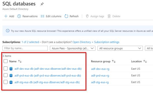 4.SQL databases - Microsoft Azure
