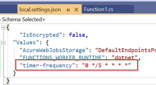 3.Config in Visual Studio